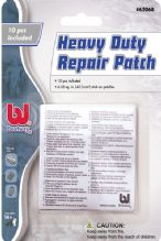 Bestway 10 Heavy duty Garden Pool Repair Patches